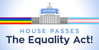 House passes Equality Act