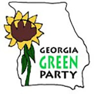 Georgia Green Party logo