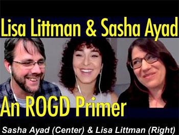 Sasha Ayad & Lisa Littman