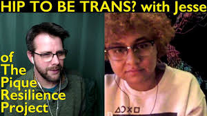 Jesse, detransitioned woman from Pique Resilience Projectone of the